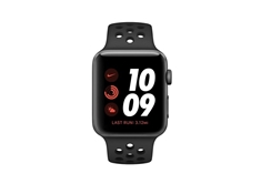 Apple Watch Nike+ S3 (G+C) 38mm - Space Grey