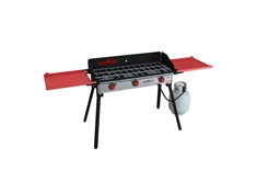 Pro 90X Deluxe Three Burner Cooking System