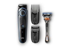 BT5040 Beard Trimmer with precision dial