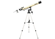 675X60 Luminova Reflector EQ Telescope