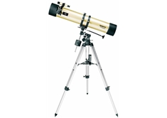 "675X4.5"" Luminova Reflector EQ Telescope"