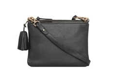 Double Take Crossbody Bag Black