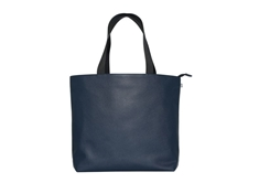 Tote With Removable Crossbody Navy