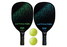 Activator Wood Paddle and Ball Set
