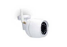 Connect Smart 1080p HD Outdoor Camera - White
