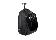 Blazer Hybrid Rolling Backpack-Black