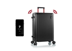 "Smart Luggage 26"" - Airline Approved Black"