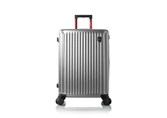 "Smart Luggage 26"" - Airline Approved Silver"