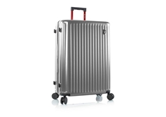"Smart Luggage 30"" - Airline Approved Silver"