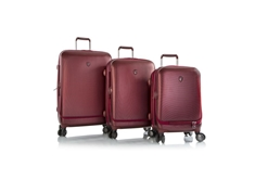 Portal SmartLuggage 3 Piece Set - Burgundy