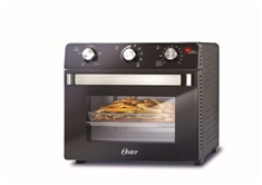 Countertop Oven with Air Fryer, Black