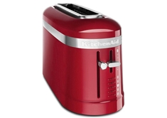 2 Slice Long Slot Toaster-Empire Red
