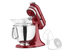 Artisan Stand Mixer - Empire Red