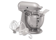 Artisan Stand Mixer - Metallic Chrome