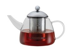 Glass Teapot with Infuser - 1.3L