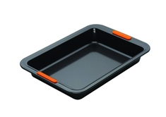 Rectangular Cake Tin - Black