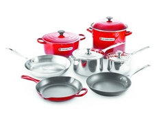 Ultimate Cookware Set - Cerise