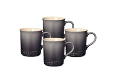 0.35 L Mugs (Set of 4) - Oyster