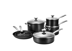 10 Piece Toughened Nonstick Set