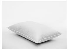 Hotel Collection White Down Pillow - Medium Queen