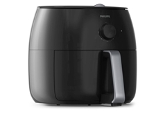 Airfryer-TwinTurbo -XXL Analog - Black