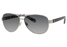 Dalia2/S Women's Sunglasses - Silver Dots