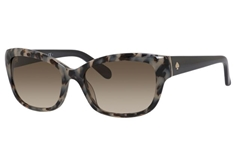 Johanna/S Womens' Sunglasses - Havana Black