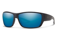 Forge/S Men's Sunglasses - Matte Black