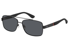 1521/S Men's Sunglasses - Matte Black