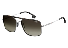 152/S Men's Sunglasses - Ruthenium