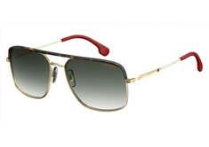 152/S Men's Sunglasses - Gold Black