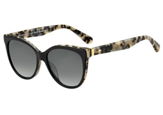 Daesha/S Women's Sunglasses - Black Havana