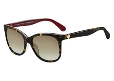 Danalyn/S Women's Sunglasses - Dark Havana