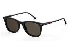 197/S Unisex Sunglasses - Matte Black