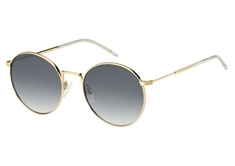 1586/S Women's Sunglasses - Rose Gold