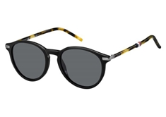 1673/S Men's Sunglasses - Black Havana