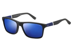 1405/S Men's Sunglasses - Black Blue