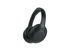 WH-1000XM4B Wireless NC Headphones - Black