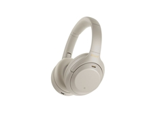 WH-1000XM4B Wireless NC Headphones - Silver