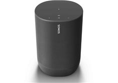 Move Smart Speaker-Black