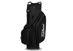 Cart 14 Lightweight Golf Bag - Black