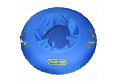 Rubber River Tube with cover - 44""