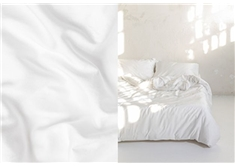 The Duvet Cover (Double/Queen) - White