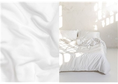 The Duvet Cover (King) - White