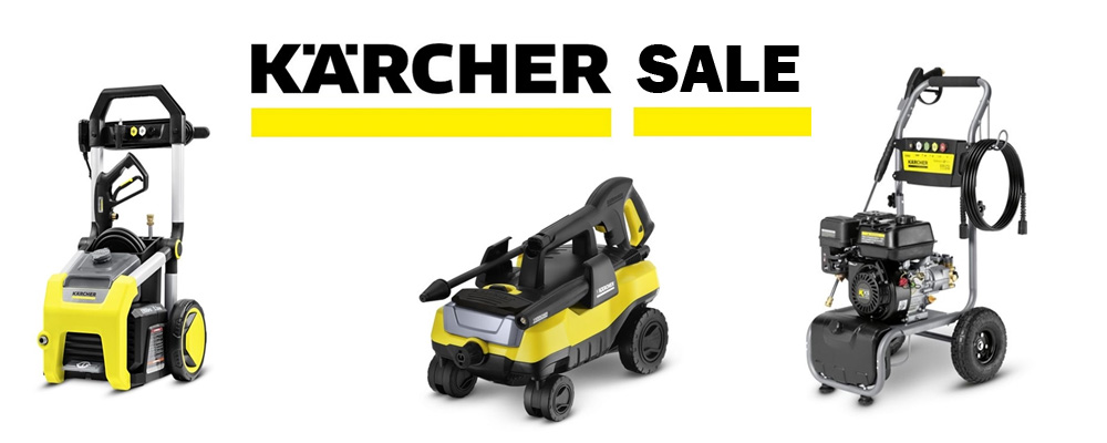 Karcher Spring Cleaning Sale - May 31