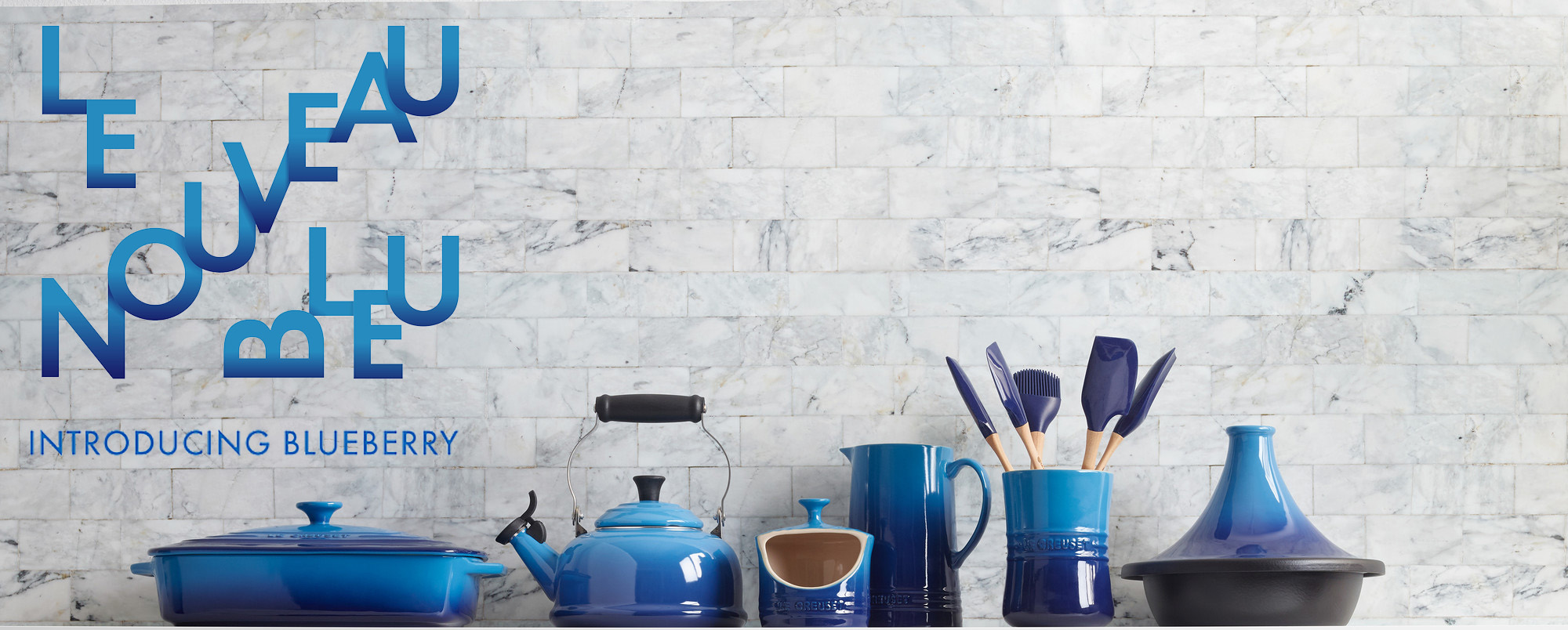 Introducing Le Creuset Blueberry