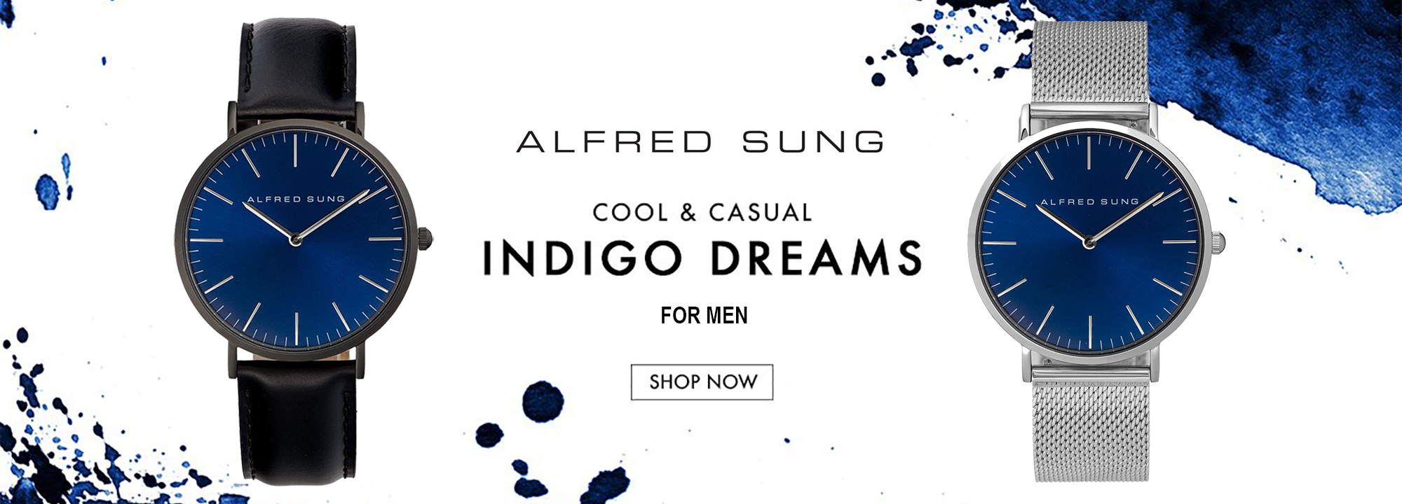 Alfred Sung Watches